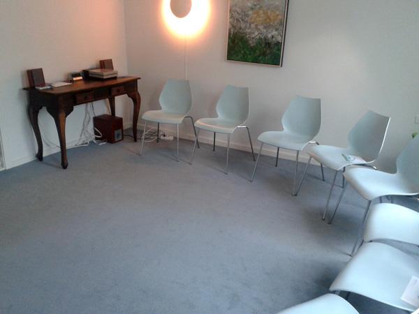 Coclo Klinik Akupunktur Århus Venteværelse